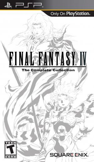 Final Fantasy IV The Complete Collection/PSP