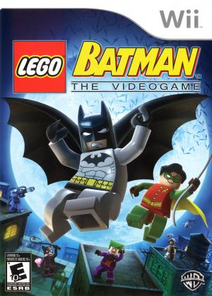 Lego Batman The Video Game/Wii