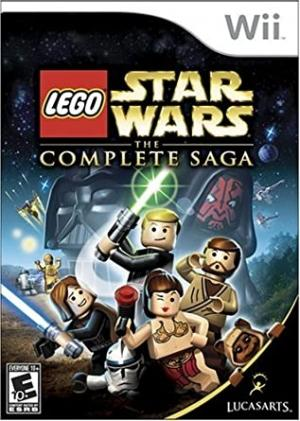 Lego Star Wars The Complete Saga/Wii