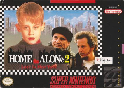 Home Alone 2 Lost in New York/SNES