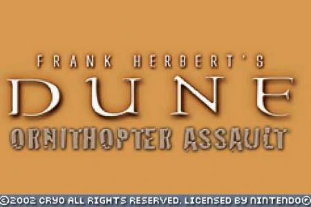 Dune: Ornithopter Assault