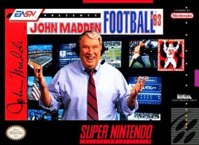 John Madden Football '93/SNES