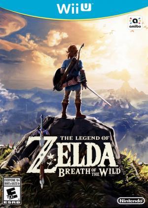 The Legend Of Zelda Breath Of the Wild/Wii U