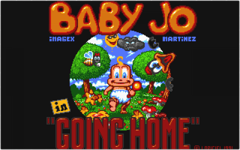 Baby Jo - Going Home