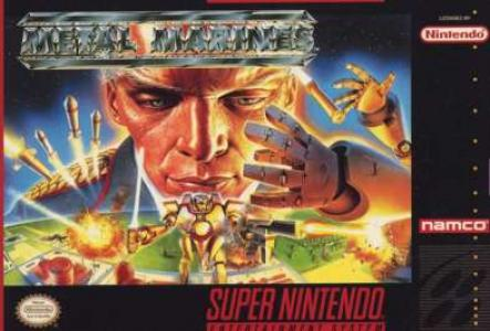 Metal Marines/SNES
