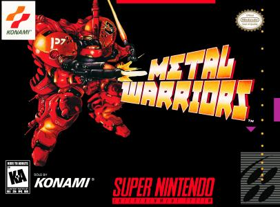 Metal Warriors/SNES