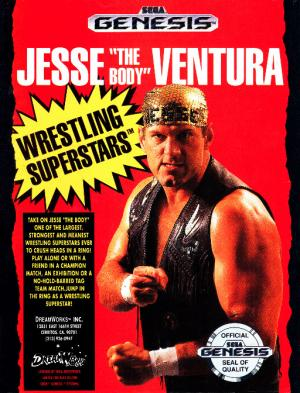 Jesse 'The Body' Ventura Wrestling Superstars