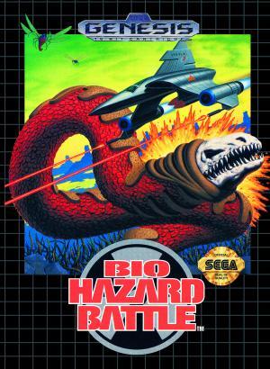Bio-Hazard Battle/Genesis