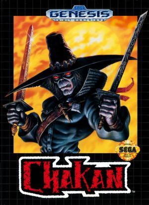 Chakan The Forever Man/Genesis