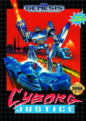Cyborg Justice/Genesis