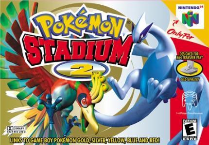 Pokemon Stadium 2/N64
