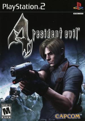 Resident Evil 4/PS2