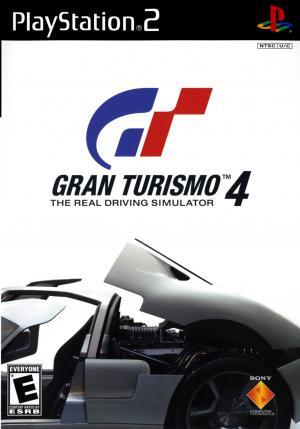 Gran Turismo 4/PS2