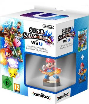 Super Smash Bros. for Wii U + Mario Amiibo
