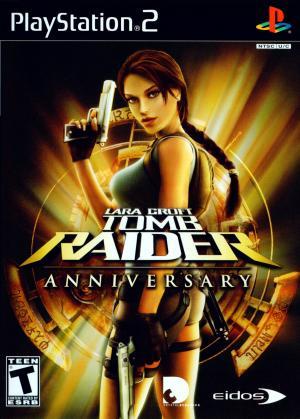 Tomb Raider Anniversary/PS2