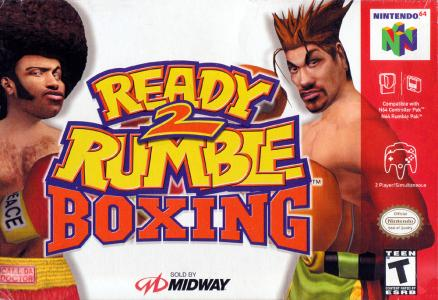 Ready 2 Rumble Boxing/N64