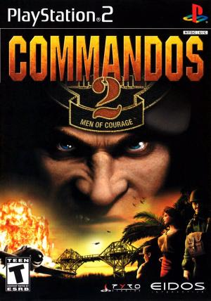 Commandos Strike Force/PS2