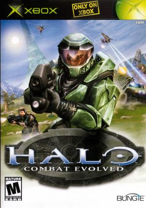 Halo Combat Evolved/Xbox