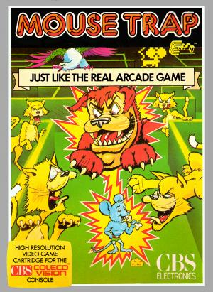 Mouse Trap/Colecovision