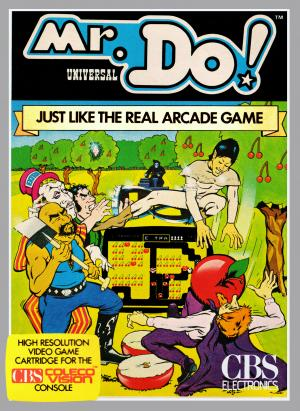 Mr. Do!/Colecovision