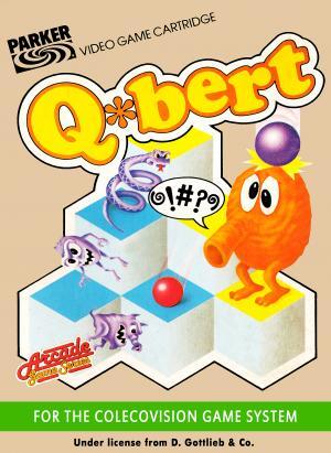 Q*Bert / Colecovison