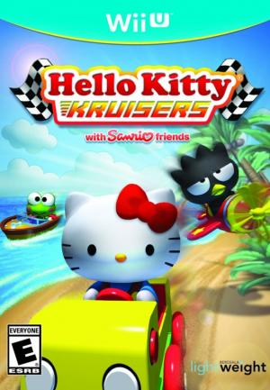 Hello Kitty Kruisers With Sanrio Friends /Wii U