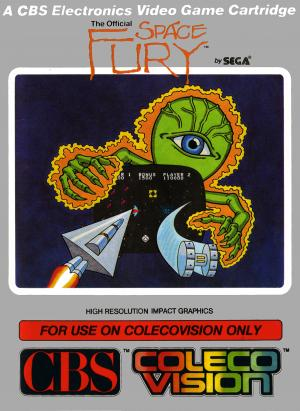 Space Fury/Colecovision