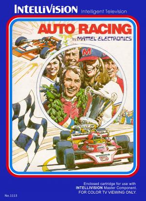 Auto racing/Intellivision 2
