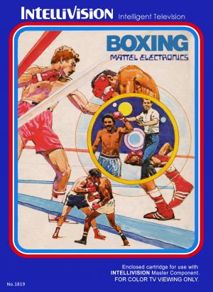 Boxing/Intellivision