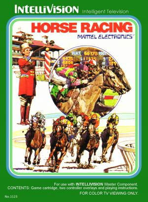 Horse Racing/Intellivision