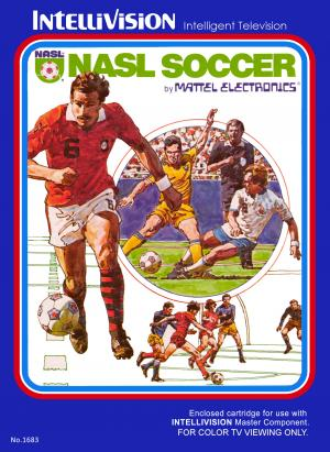 NASL Soccer/Intellivision
