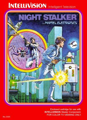Night Stalker /Intellivision