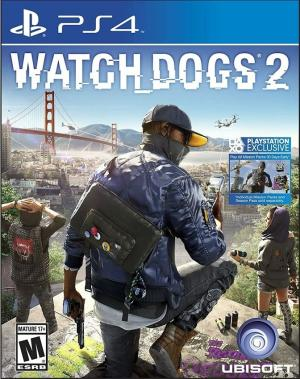 Watch Dogs 2/PS4