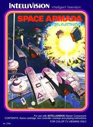 Space Armada/Intellivision