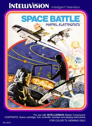 Space Battle /Intellivision