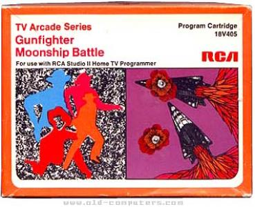 TV Arcade Series: Gunfighter/Moonship Battle