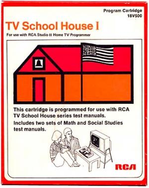 TV Schoolhouse I