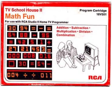 TV School House II: Math Fun