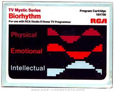 TV Mystic Series: Biorhythm