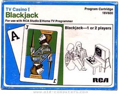 TV Casino I: Blackjack