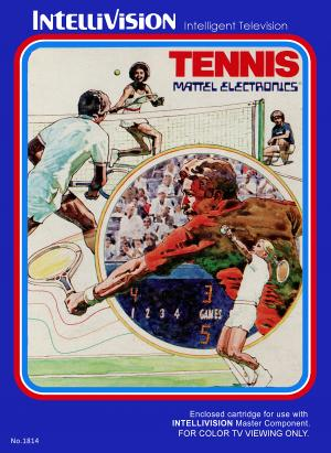 Tennis/ Intellivision