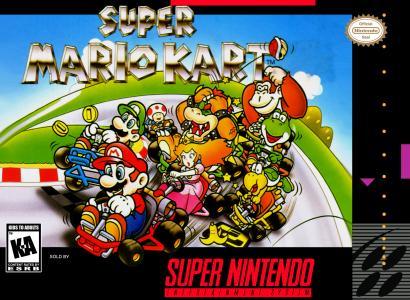 Super Mario Kart/SNES