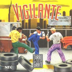 Vigilante/Turbo Grafx 16
