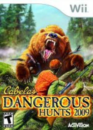Cabela's Dangerous Hunts 2009 / Wii