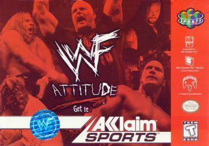 WWF Attitude/N64