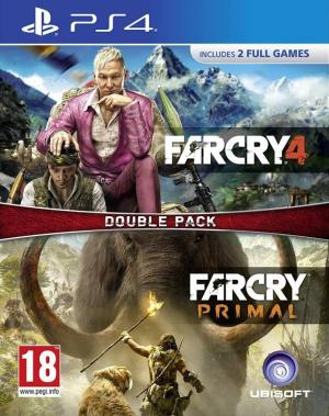 Far Cry 4 PS4 + Far Cry Primal Double Pack