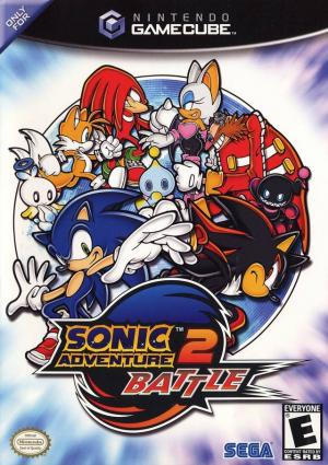Sonic Adventure 2 Battle/Game Cube