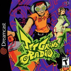 Jet Grind Radio/Dreamcast