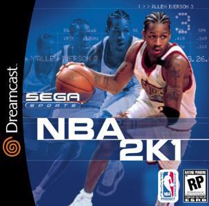 NBA 2k1/Dreamcast
