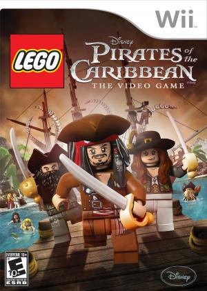 Lego Pirates of the Caribbean The Video Game/Wii